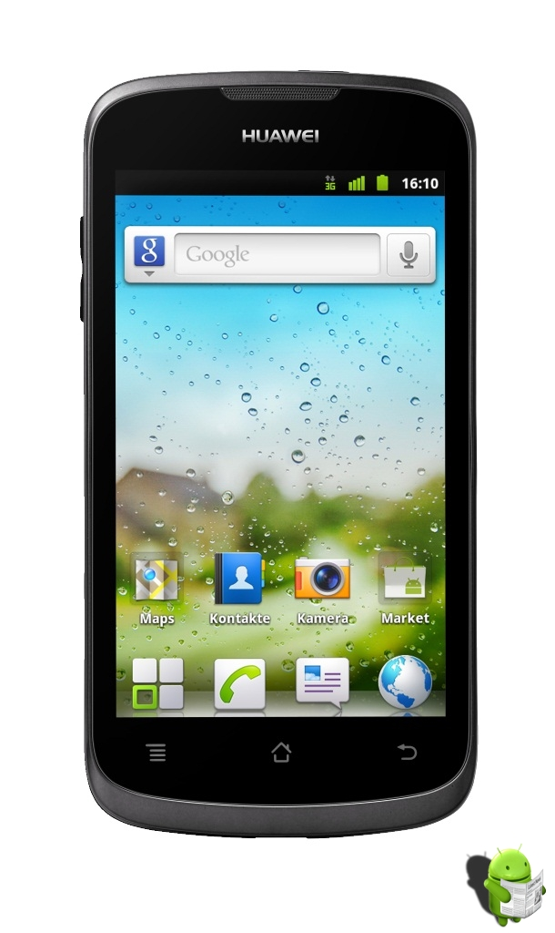 Huawei_Ascend G 300_front