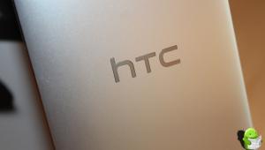 Rückseite HTC Logo