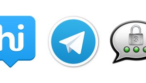 Hike, Telegram, Threema - Drei im Test