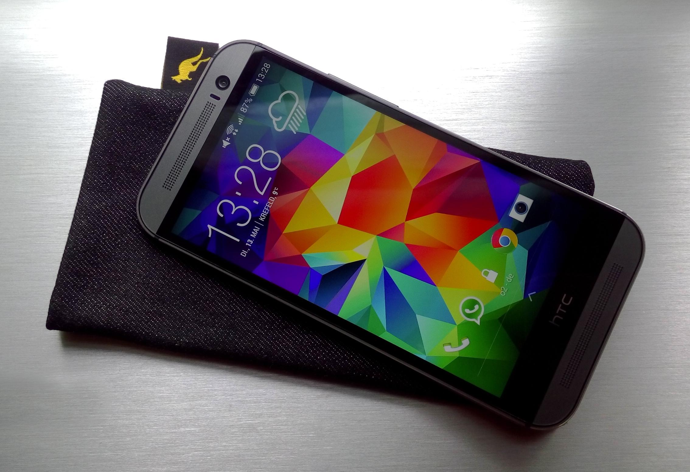 Raedan Handytasche für HTC One M8 (1)