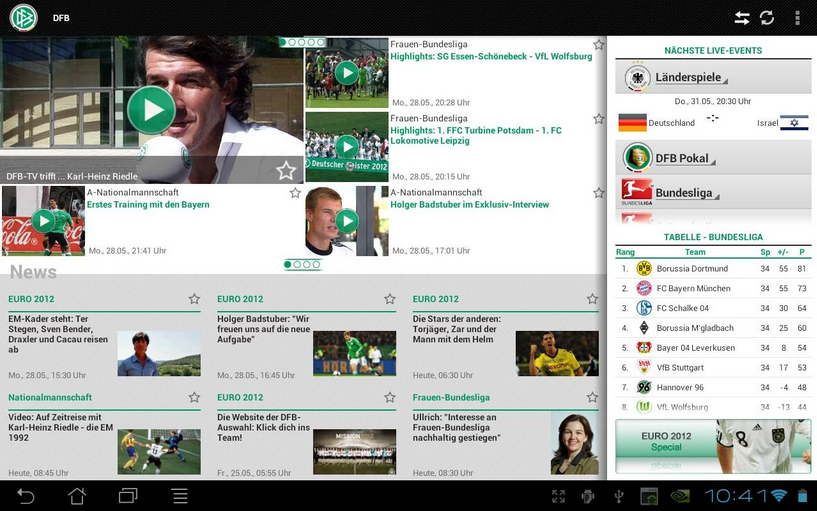 DFB-Android-APp