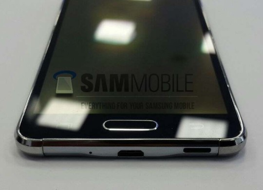 Samsung Galaxy Alpha | © SAMMOBILE.com