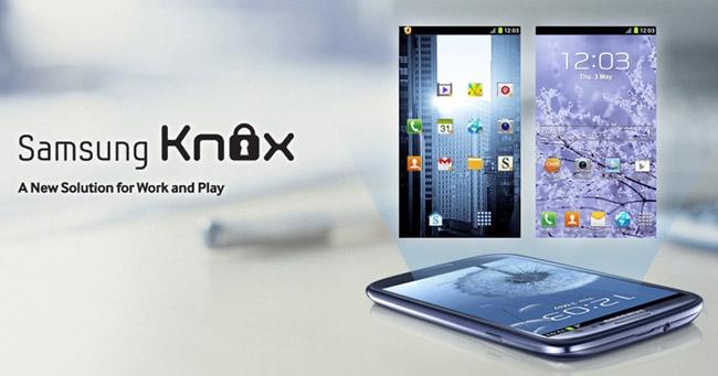 Knox wurde von Samsung hoch gelobt | © lojiloji.com