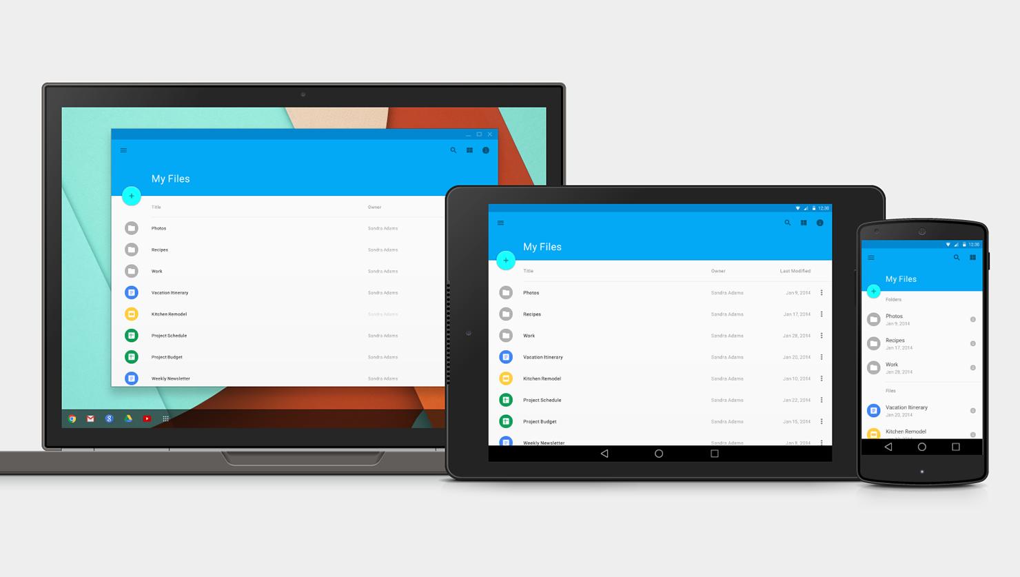 Bekommen die nächsten Nexus Geräte einen Größenzuwachs?