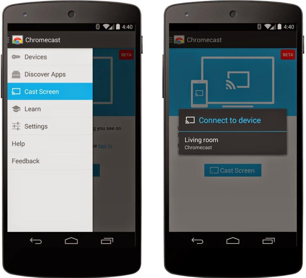 Display Mirroring nun auch auf dem Chromecast verfügbar! | © stadt-bremerhaven.de