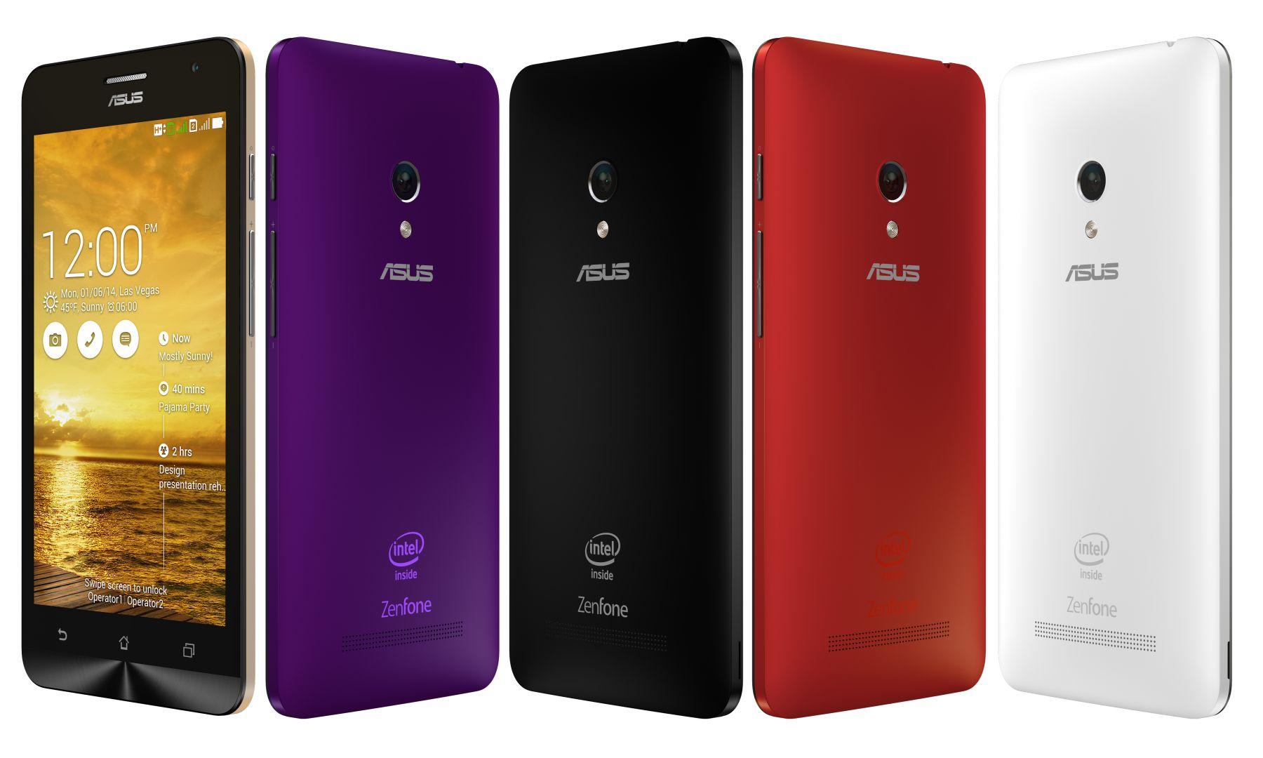 Asus ZenFone   © Asus