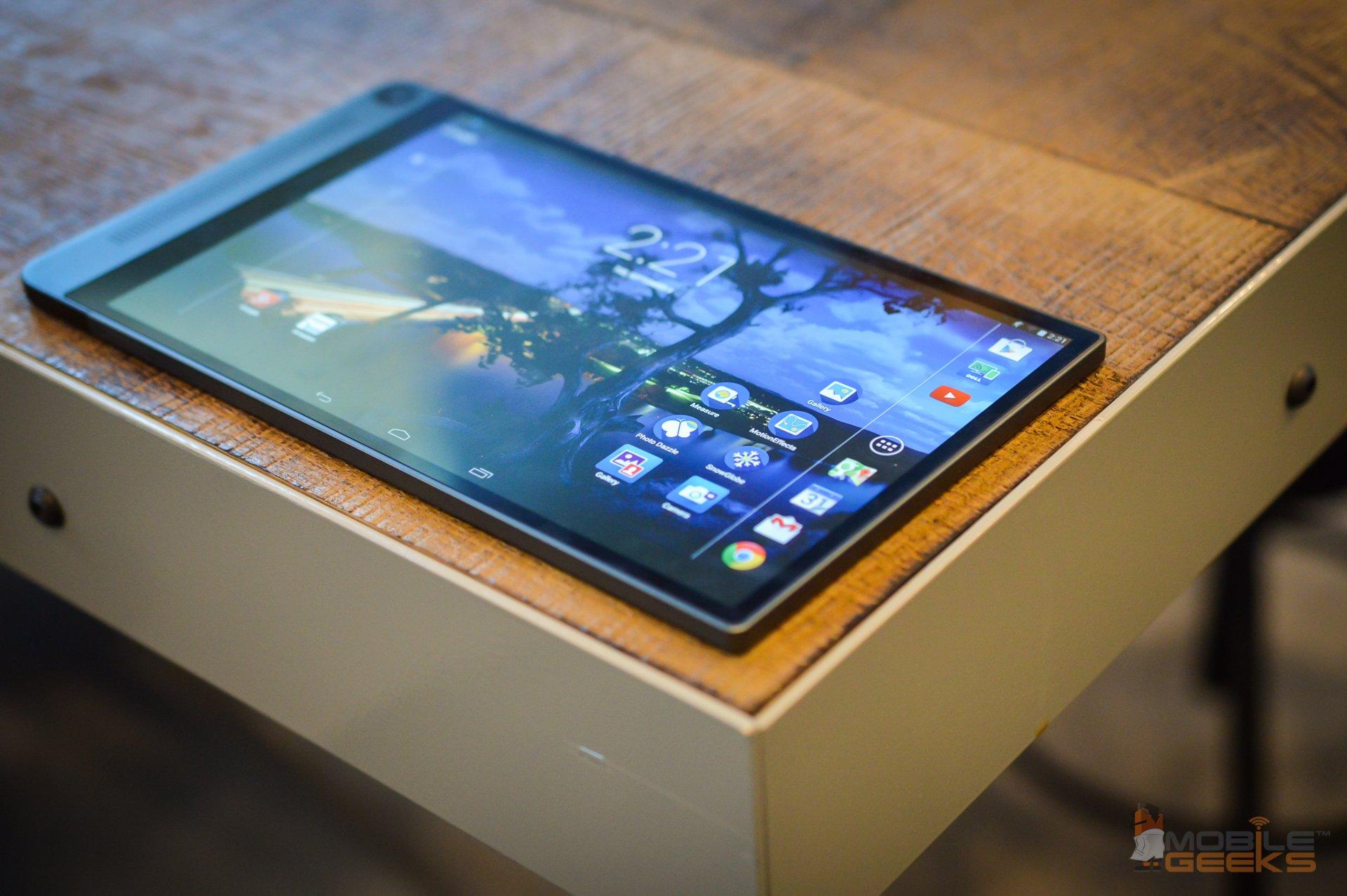 Dell Venue 8 7000 | © Mobilegeeks.de