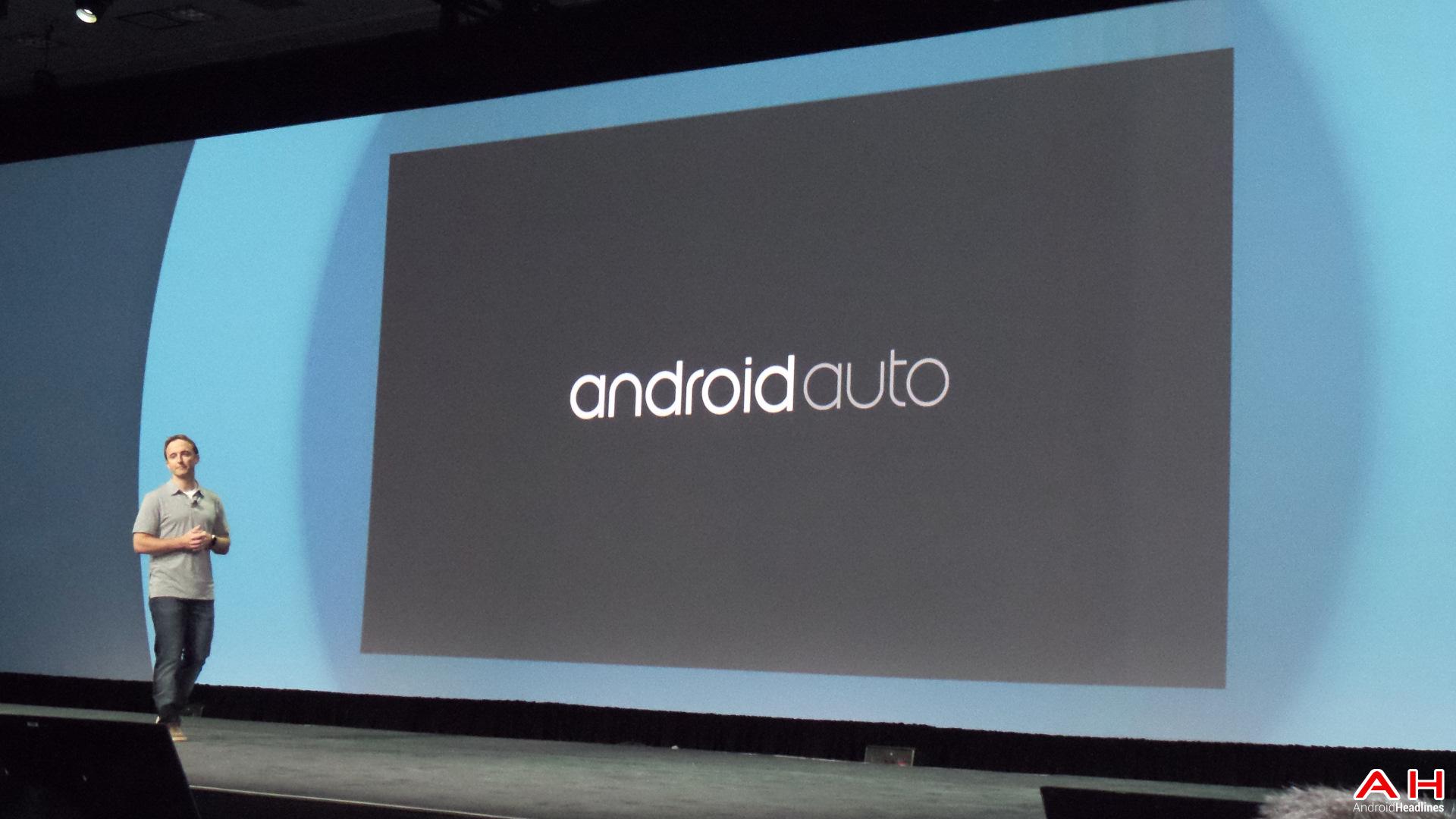 android auto google io