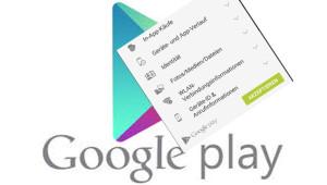 Google Berechtigung